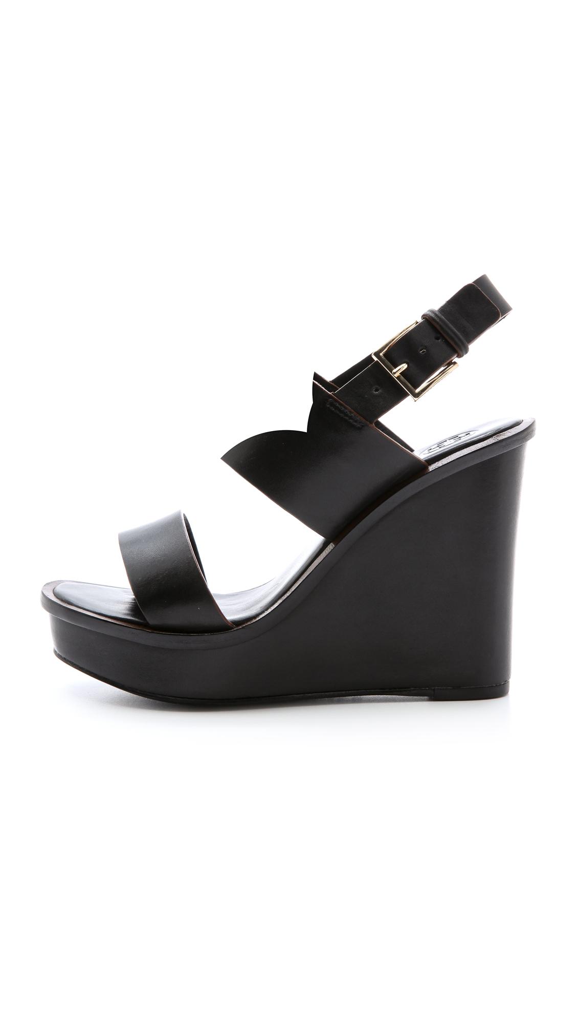 7c927ed63011f Tory Burch Lexington Wedge Sandals