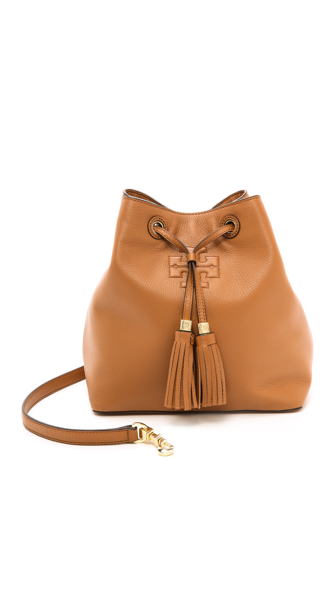 d5bd54188e Tory Burch Thea Bucket Bag | SHOPBOP