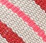 Linen/Fluo Pink/Masai Red