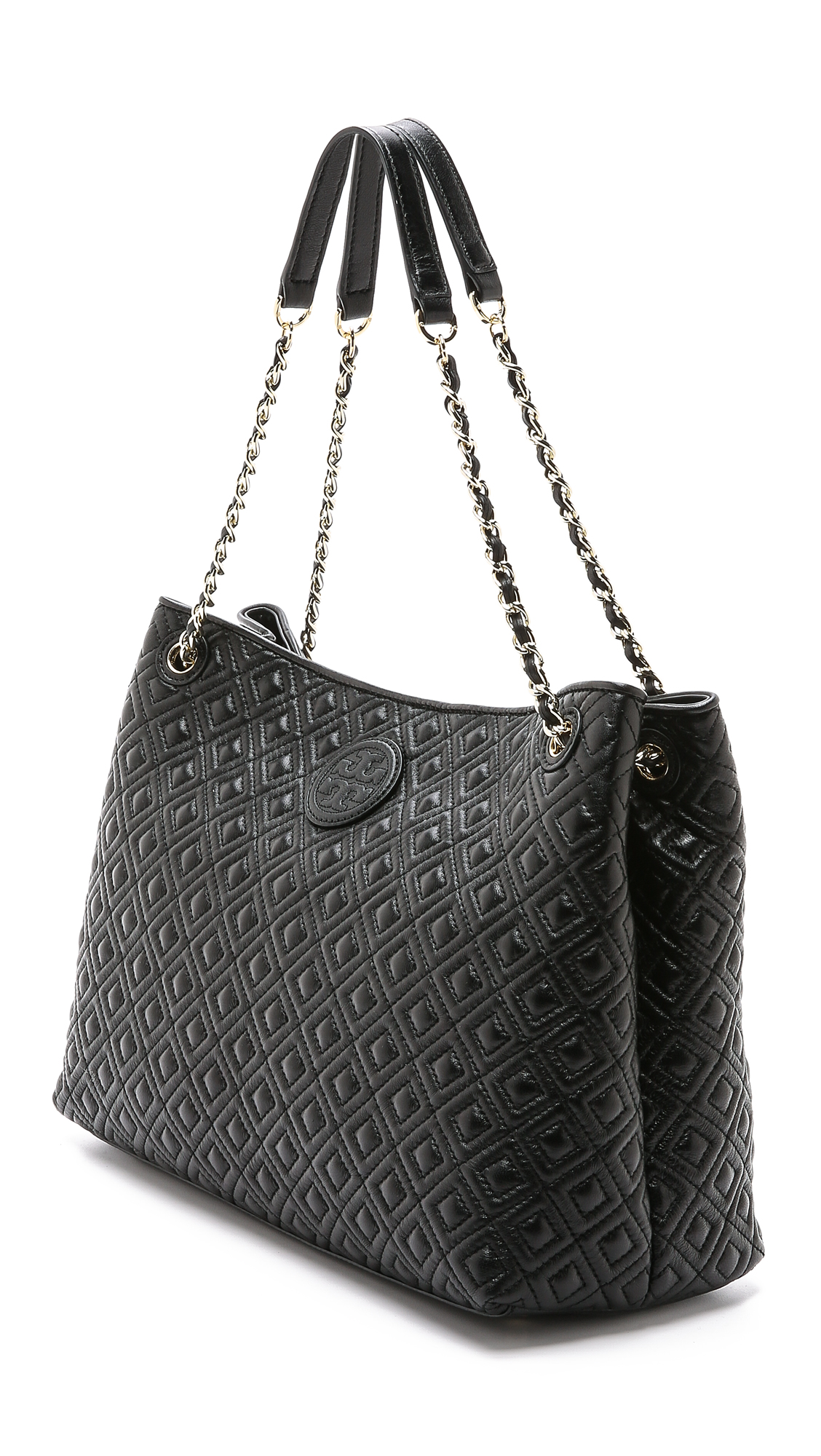 c7bf789505b Tory Burch Marion Quilted Tote