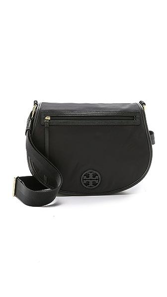 Tory Burch Messenger Bag - Black