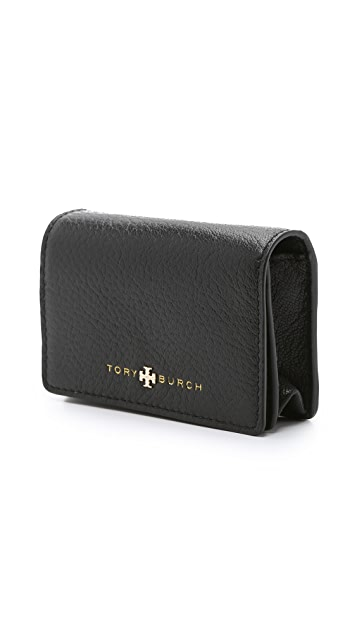 Tory Burch Brody Foldable Card Case