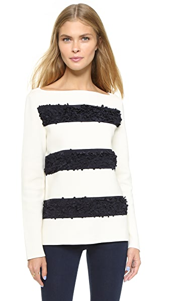 Tory Burch Embellished Pullover