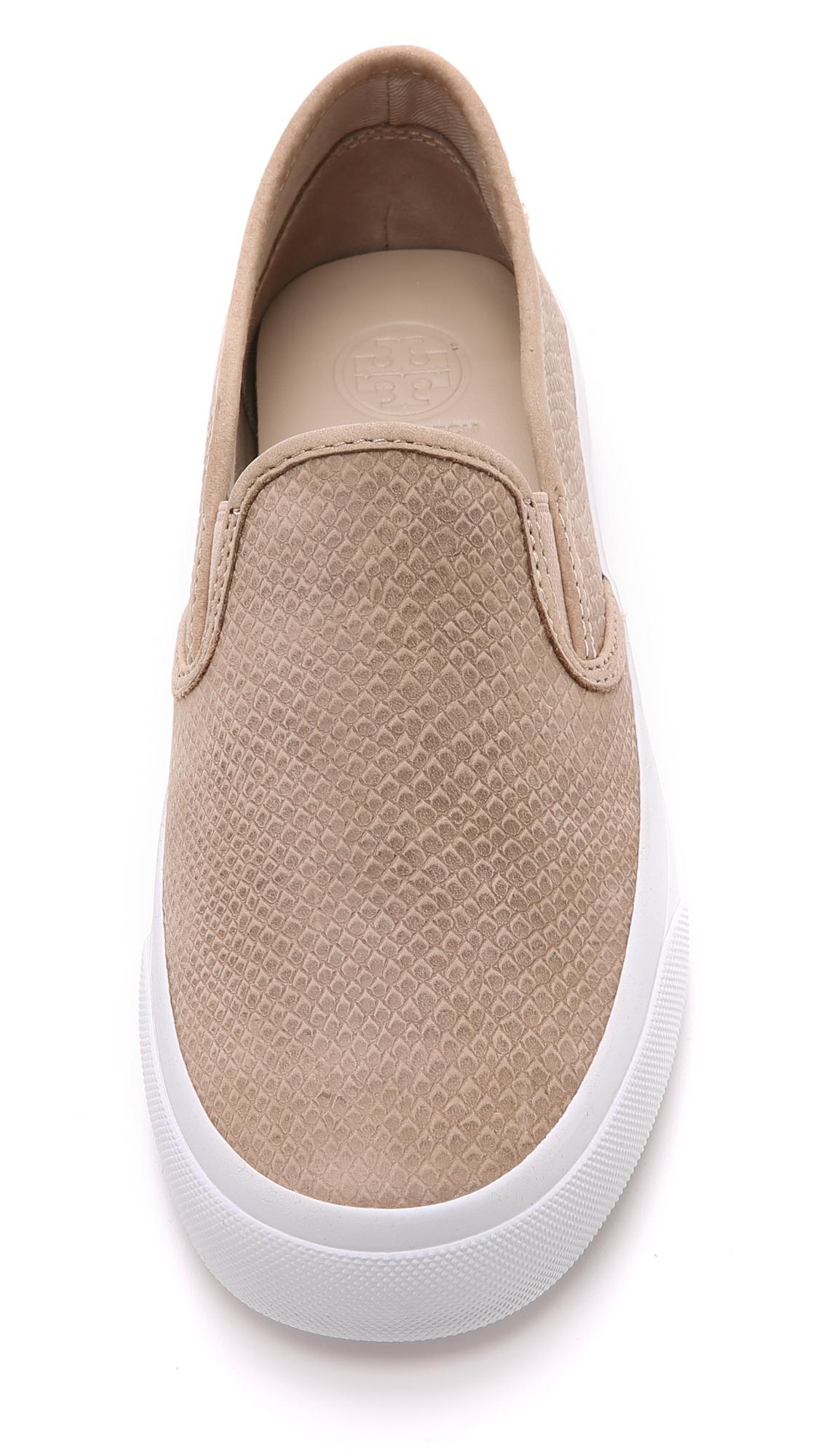 0795b2a3b Tory burch floyd slip on sneakers shopbop jpg 1128x2000 Tory burch slide ons