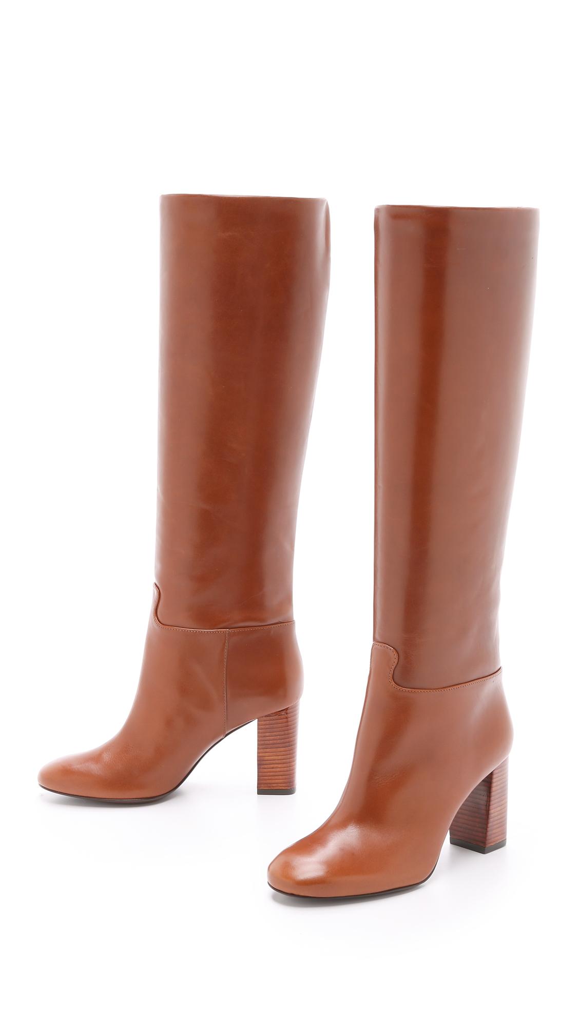 453b138ab Tory Burch Devon Tall Boots
