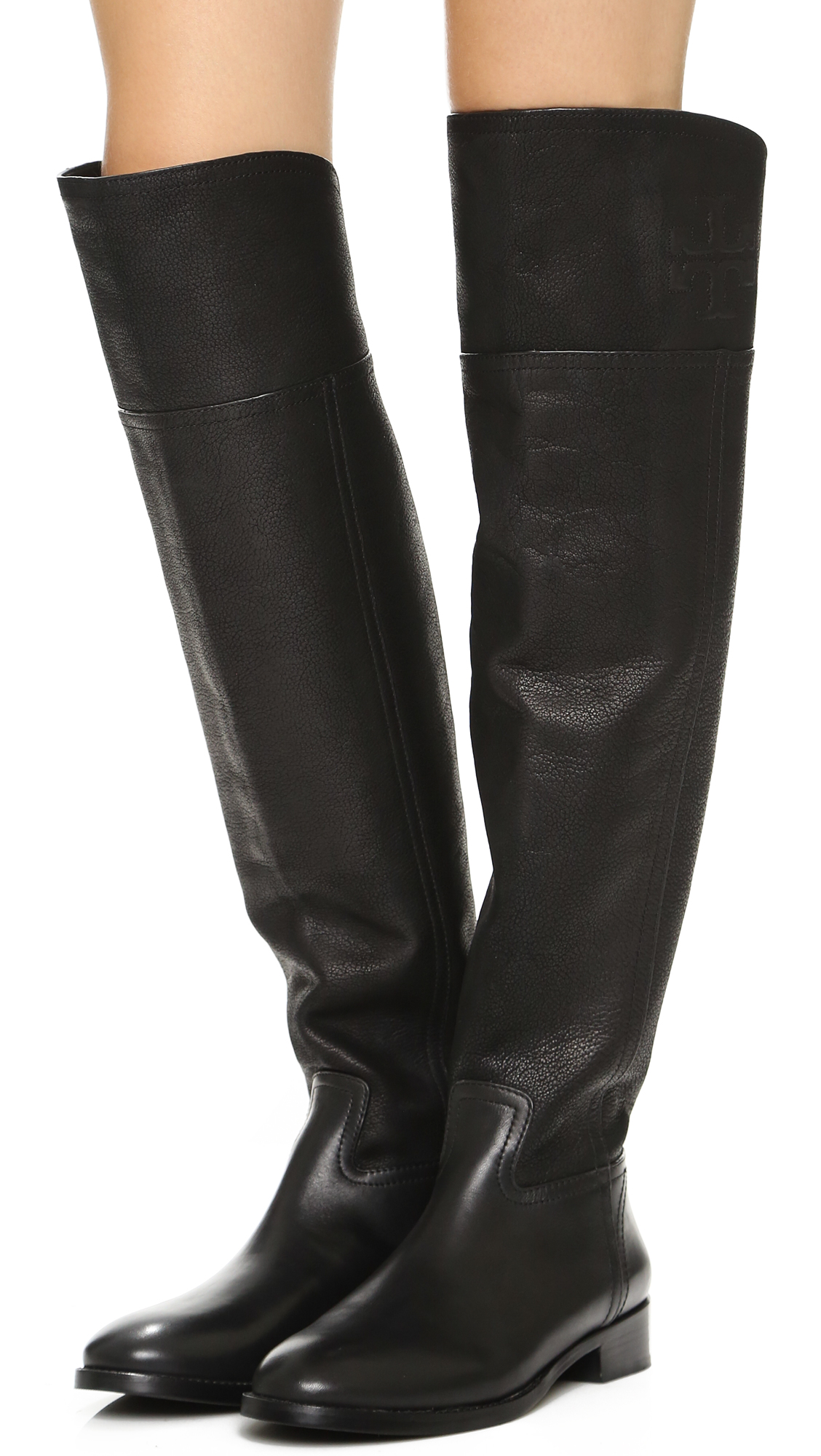 98deb245222 Tory Burch Simone Over the Knee Boots