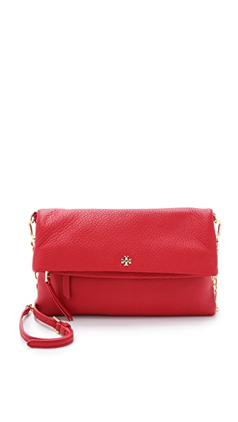 Tory Burch Fold Over Cross Body Bag