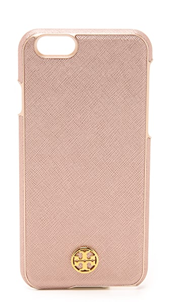 Tory Burch Robinson Hardshell iPhone case