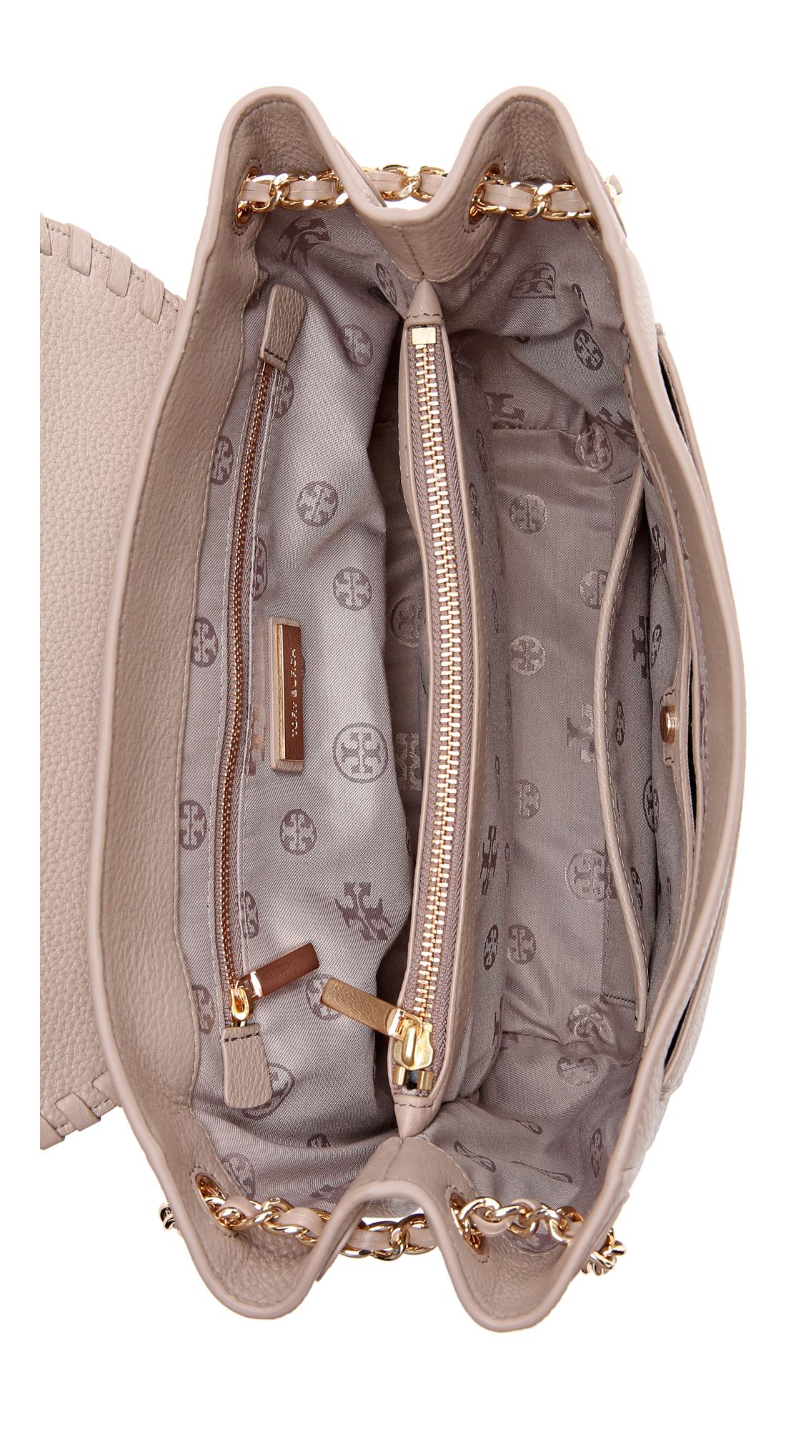 d7f79d341c62e Tory Burch Marion Small Flap Shoulder Bag