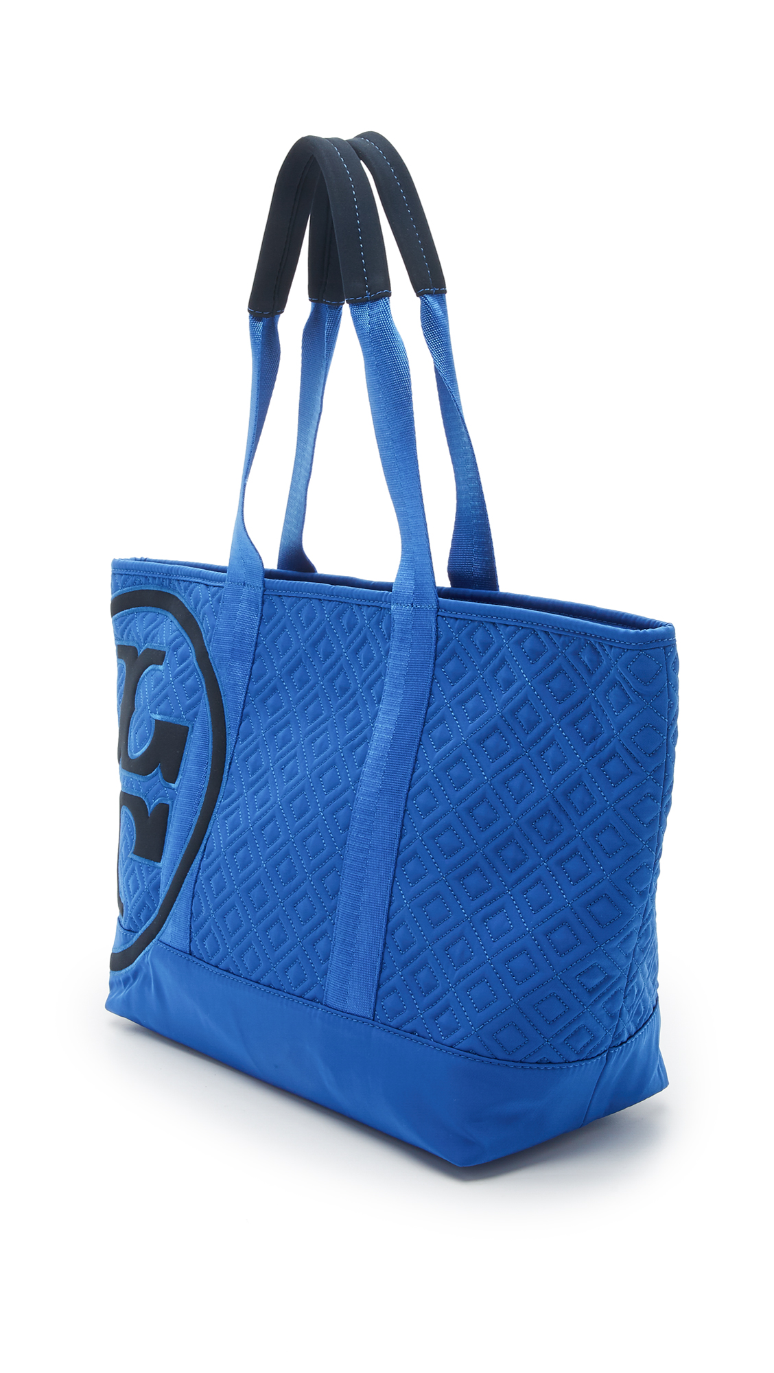 3978521fcc46 Tory Burch Penn Quilted Small Zip Tote