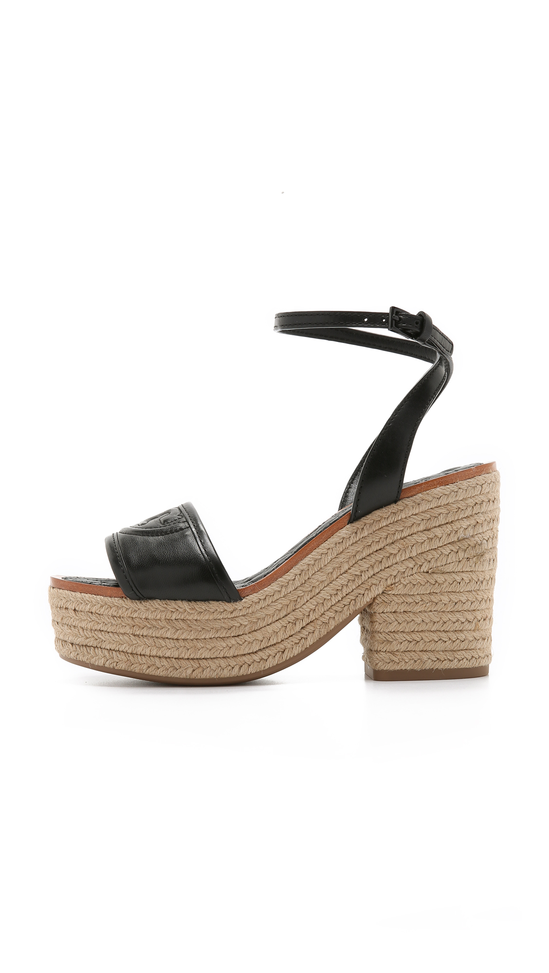 80a4a78e8 Tory Burch Marion Quilted Espadrille Sandals | SHOPBOP