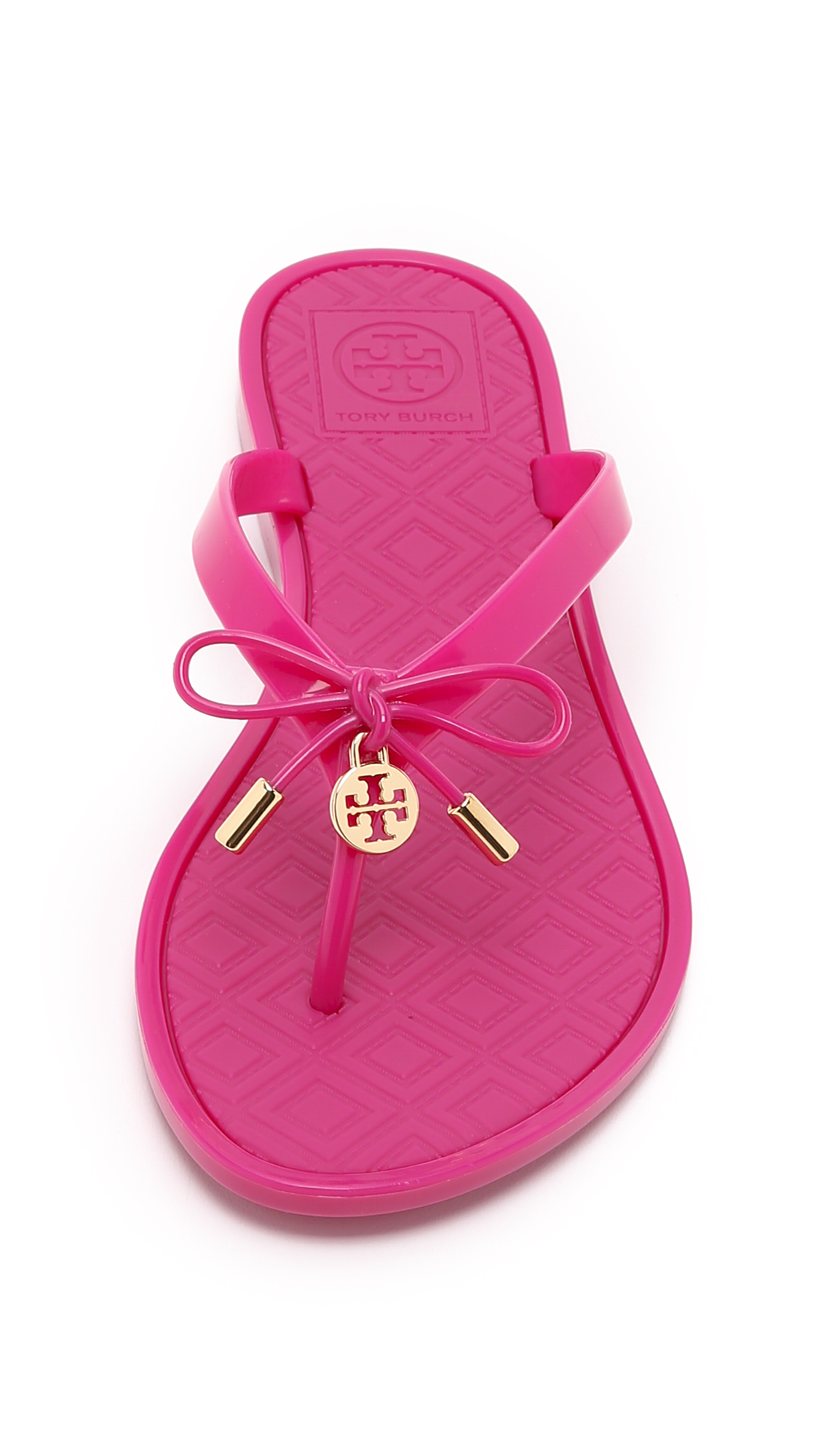 1c176afd6aab Tory Burch Jelly Bow Thong Sandals