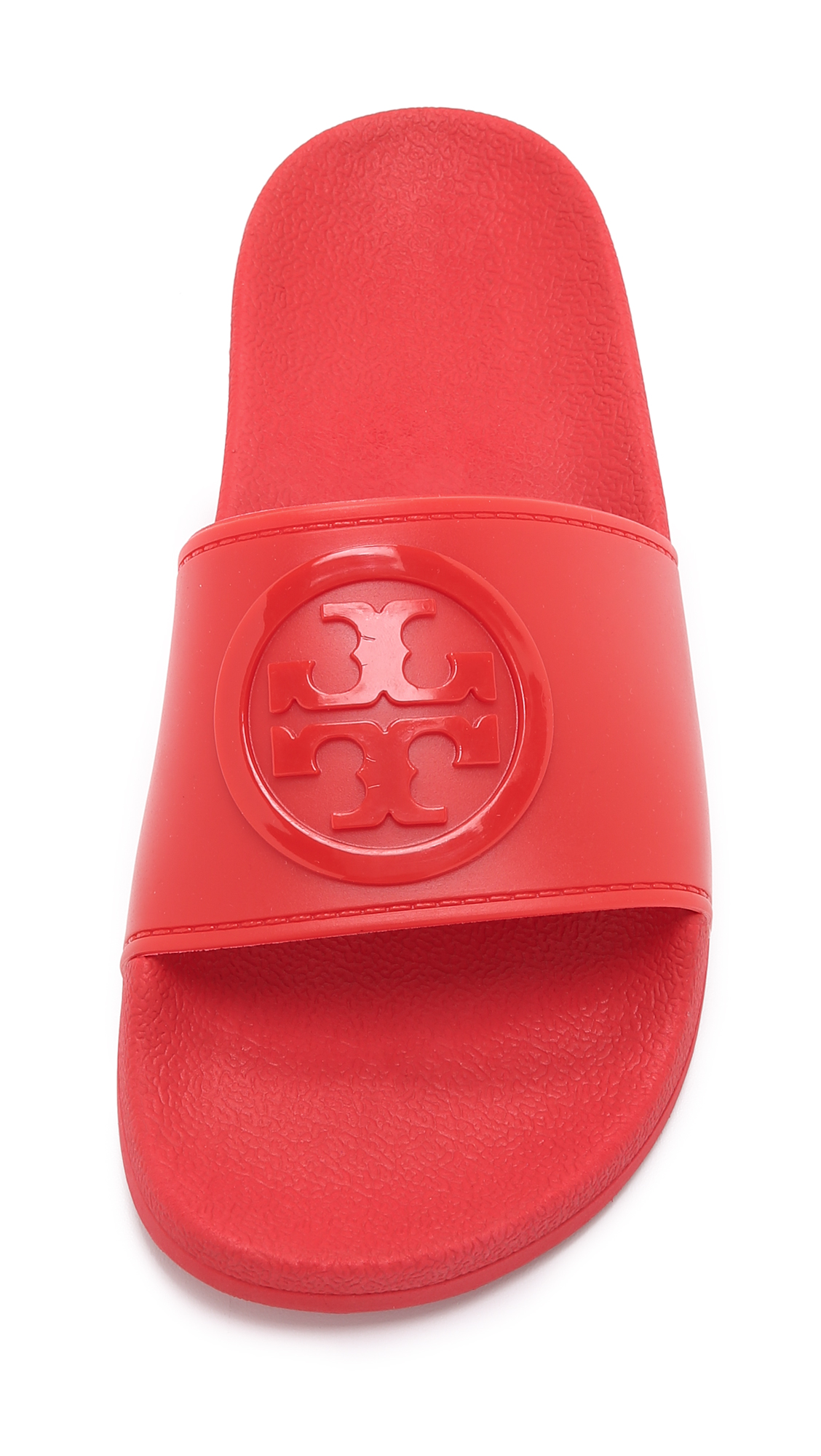 487132920783 Tory Burch Jelly Flat Slides