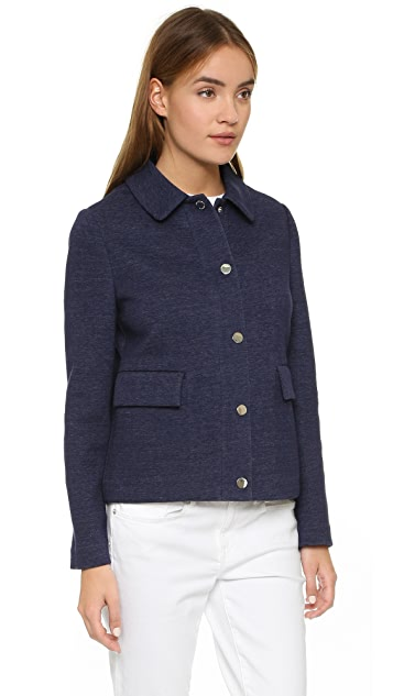 Tory Burch Hooded Jacket