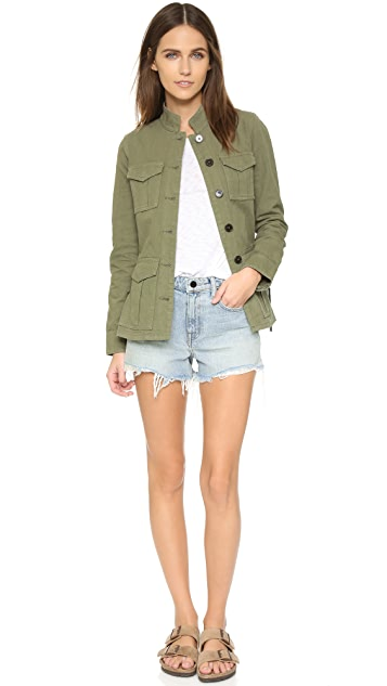 Tory Burch Side Lace Jacket