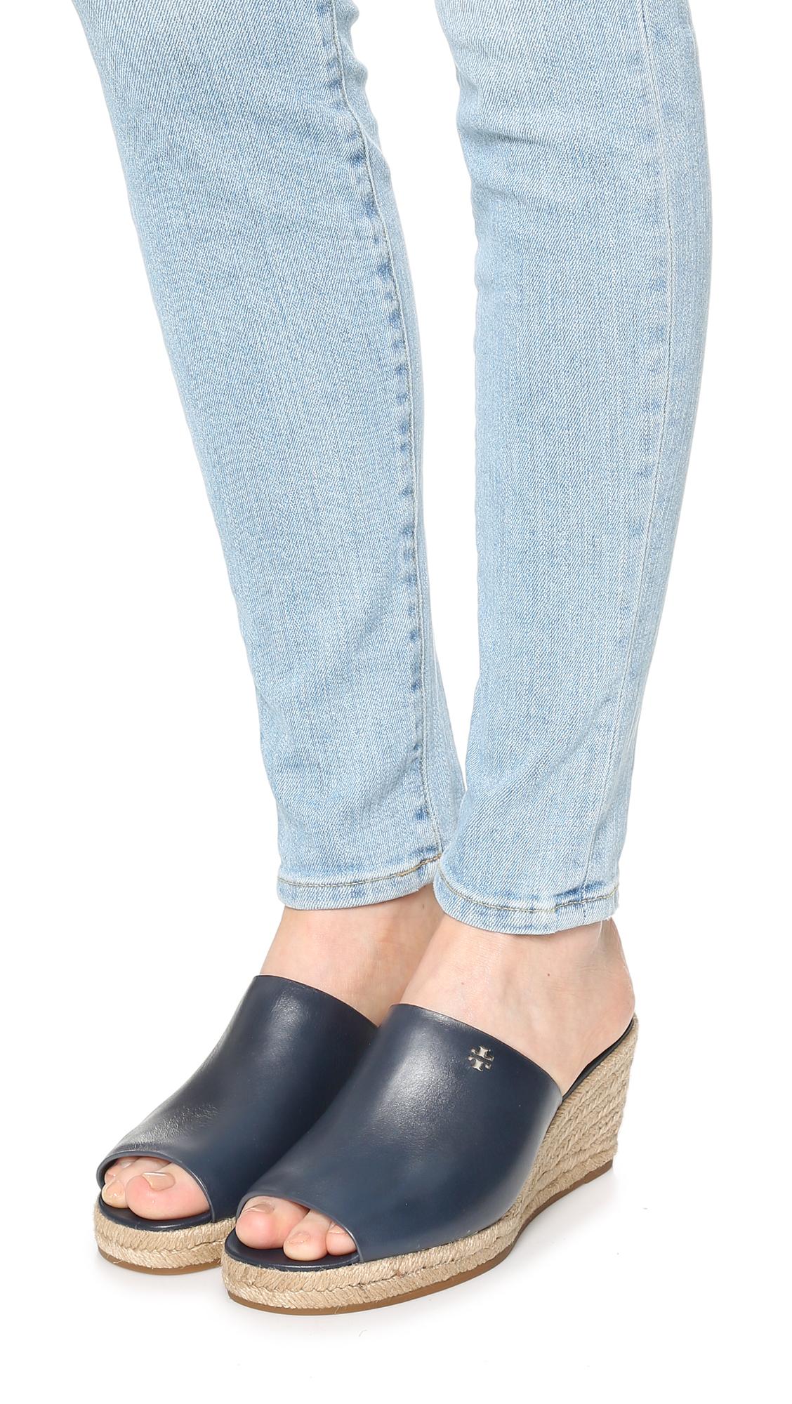 7bd1e99ea49a3 Tory Burch Bima Wedge Espadrille Sandals