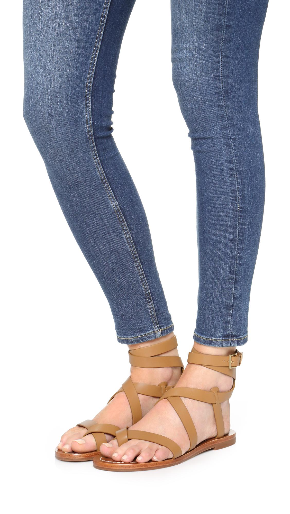 1ba8c35f0045 Tory Burch Patos Sandals