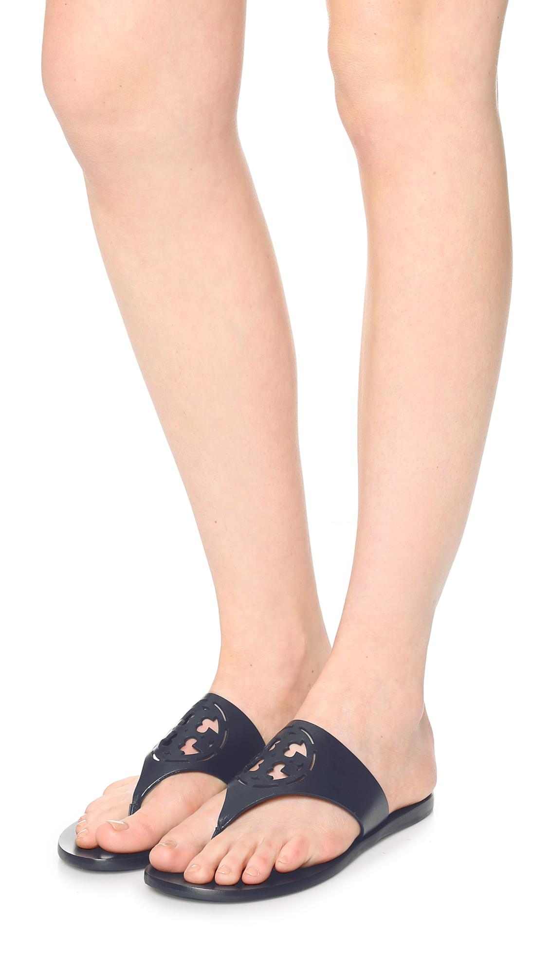 b98695a17 Tory Burch Zoey Thong Sandals