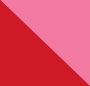 Brilliant Red/Saucy Pink