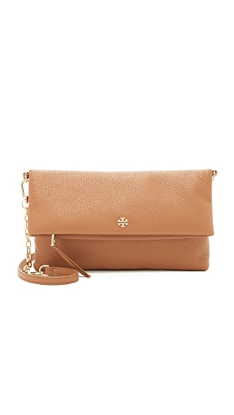 Tory Burch Foldover Cross Body Clutch