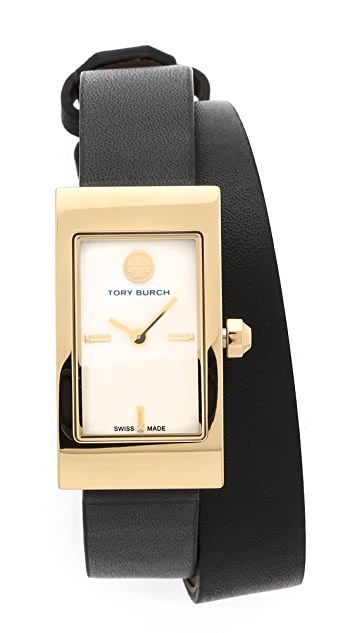 Tory Burch Buddy Signature Watch