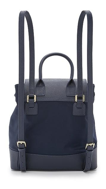 Tory Burch Dena Nylon Backpack