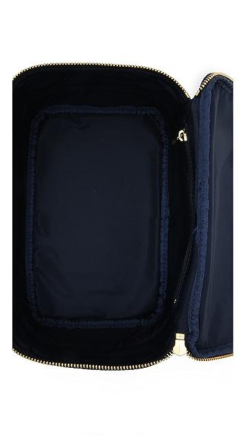 Tory Burch Dena Traveler Cosmetic Case