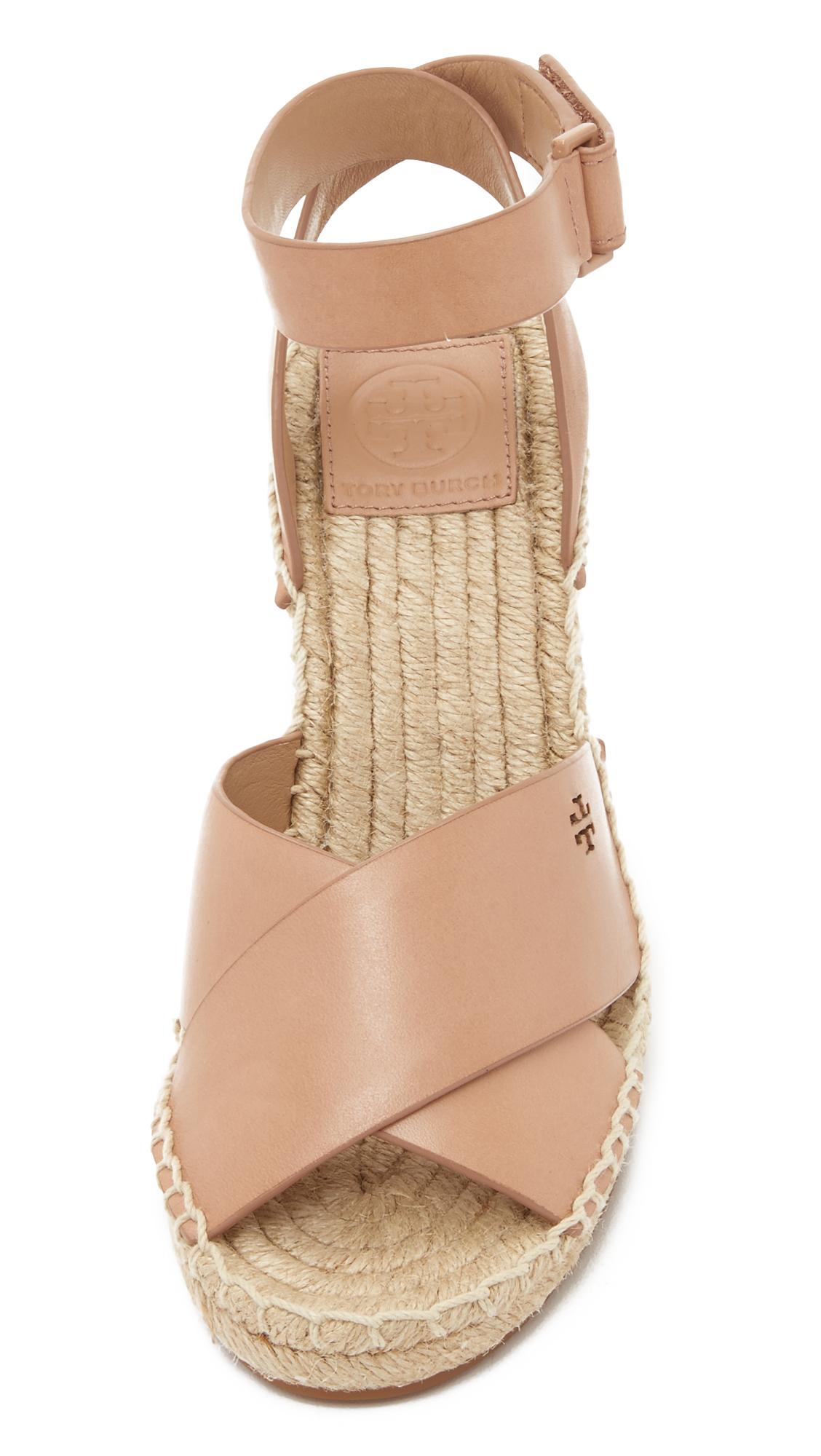 35d8be164ffbf4 Tory Burch Bima Wedge Espadrille Sandals