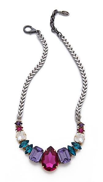 Tova Jeweled Necklace