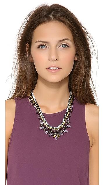 Tova Embellished Jeweled Necklace