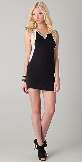 Townsen Colorblock Sleeveless Dress