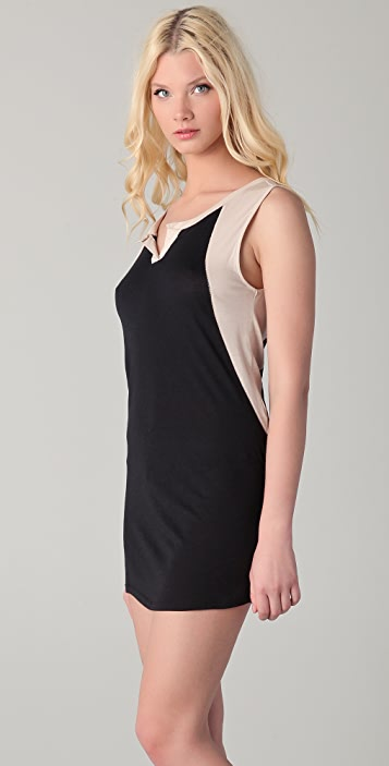 Townsen Colorblock Sleeveless Dress