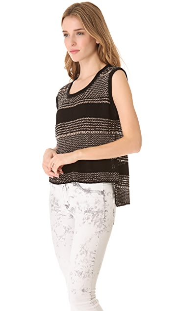 Townsen Baja Sweater Top
