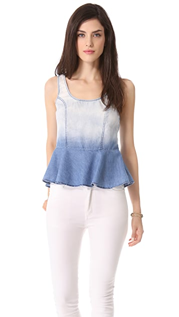 Townsen Moonshadow Peplum Top