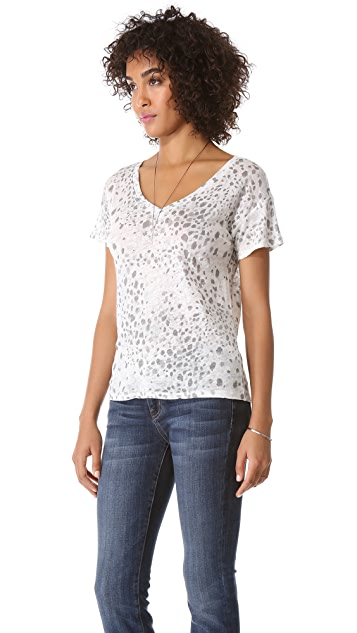Townsen Leopard Top