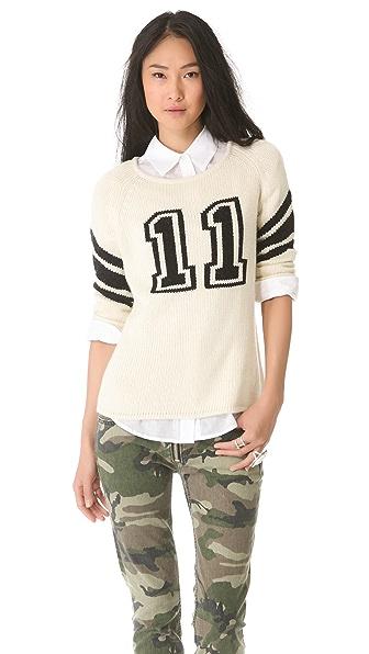 Townsen Varsity Sweater