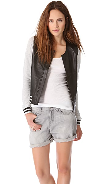 Townsen Leather Jacket