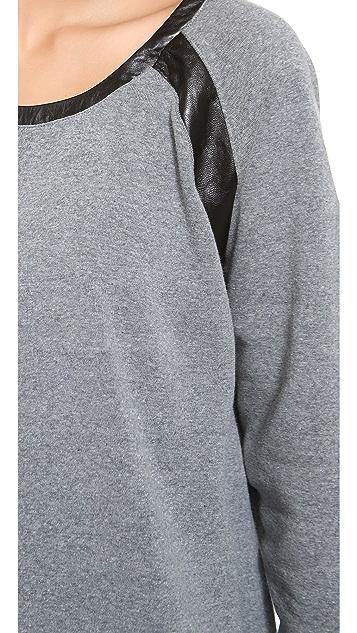 Townsen Cedar Fleece Pullover