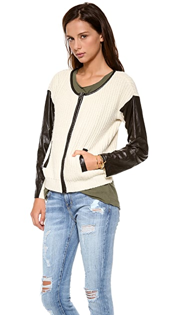 Townsen Sugarland Zip Up Sweater