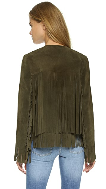 ThePerfext April Suede Jacket