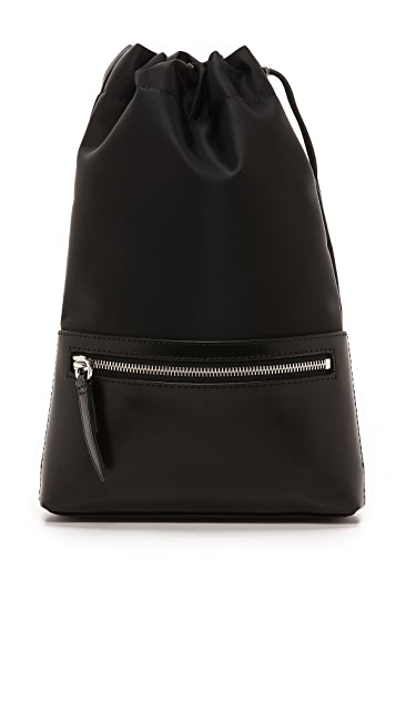 3.1 Phillip Lim Courier Drawstring Pouch