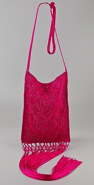 Tribune Standard Macrame Bag