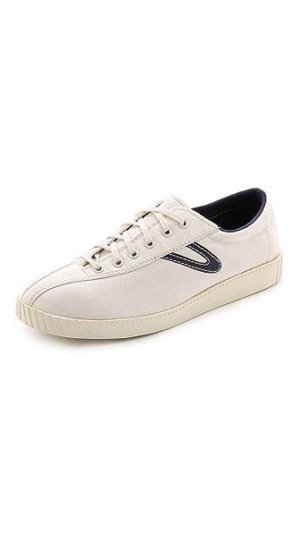 Tretorn Nylite Canvas Sneakers