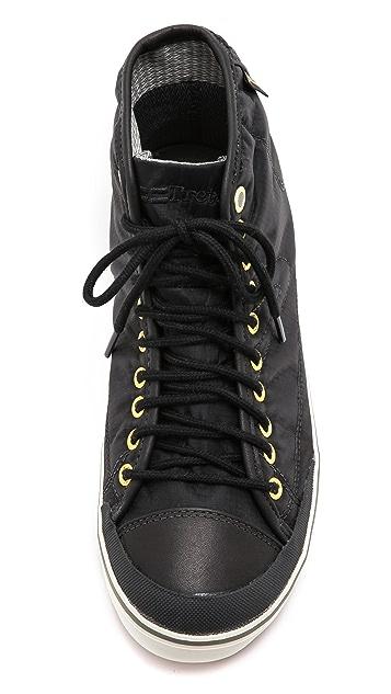Tretorn Skymra Mid High Top Sneakers