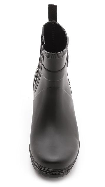 Tretorn Plask Mid Wedge Rain Boots
