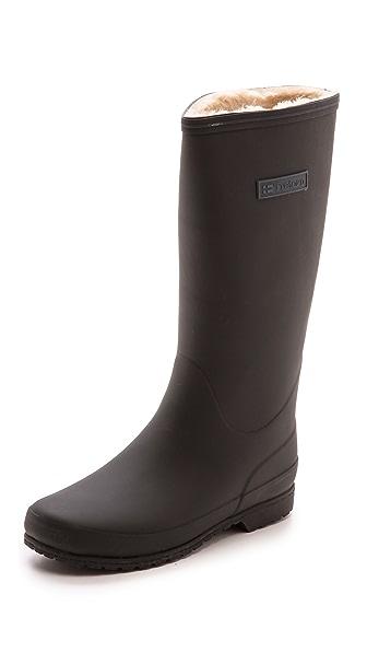 Tretorn Kelly Vinter Lined Rain Boots