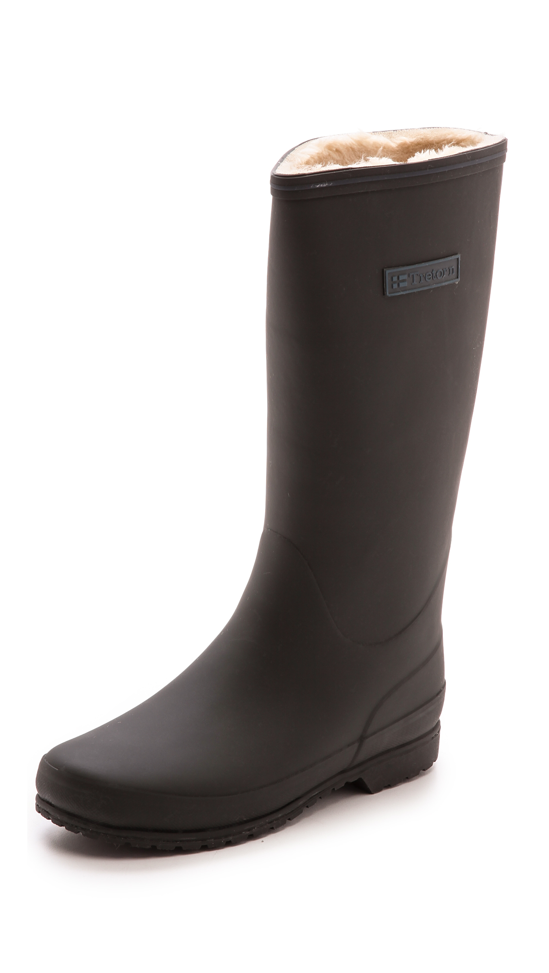 Lined Rain Boots - Cr Boot