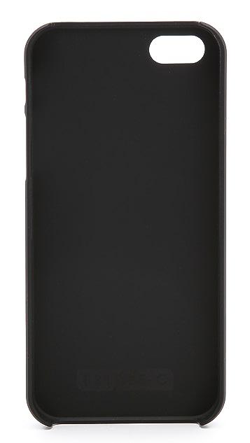 Triple C Wooden iPhone 5 / 5S Case