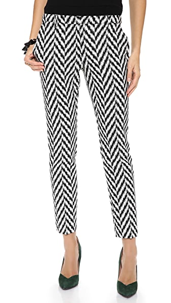 True Royal Slim Fit Ikat Pants