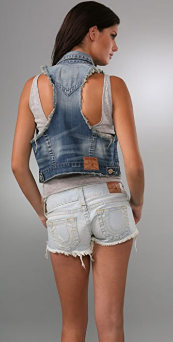 True Religion Leah Vest